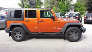 2010 Jeep Unlimited Mountain Edition $19,999!!