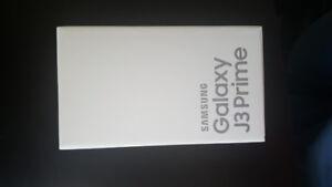 Samsung Galaxy Prime J3 2017 16GB SM-J327W - Black