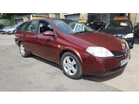 Nissan Primera 2.2dCi 138 SE ESTATE - 2003 03-REG - 11 MONTHS MOT