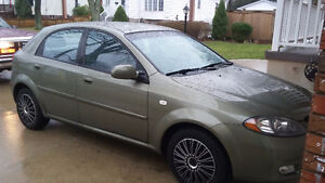2006 Chevrolet Optra Hatchback low km