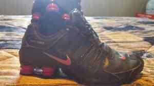 Nike shox shoes women/ soulier femme