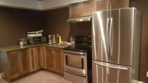 FURNISHED BASEMENT SUITE FOR SINGLE PERSON