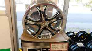 Six sets of alloy and steel rims  Cambridge Kitchener Area image 3