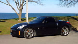 2009 Nissan 350Z Grand Touring Convertible **NEW PRICE**