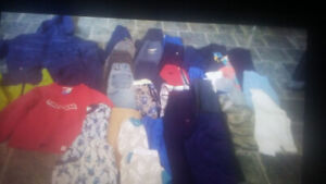 Boys 5T clothing