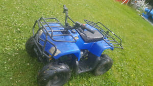 "Gio 110cc ""Mini Hummer"" 4Wheeler    $ 340"