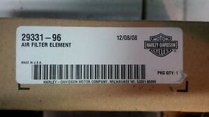 883 Sportster air filter element (used)