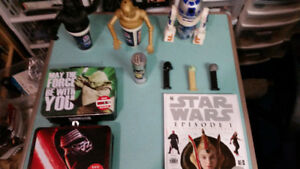 STAR WARS FAN EXPO TOYS AND COLLECTABLES
