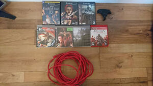Misc PS3 & Game Cube Games/Items