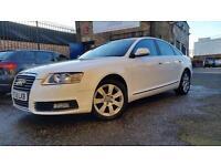Audi A6 Saloon 2.0TDI CVT/Auto/Manual White Diesel