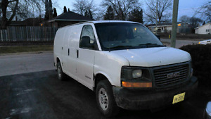 GMC Savana for sale certified and etested