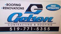 10% OFF ALL ROOFS AND INTERIOR RENOVATIONS UNTIL APRIL1ST