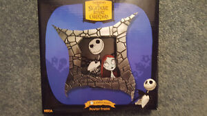Disney Nightmare Before Christmas Peter Picture Frame
