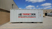 Storage Container Rental. 3 sizes available. Now Only $80/Month!