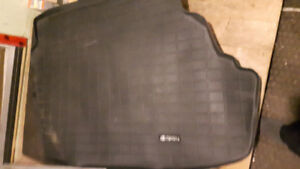 Black Rubber Toyota Trunk liner 2010 and up  to body change