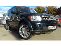 2011 LAND ROVER DISCOVERY 4 SDV6 HSE BIG SPECIFICATION JUST 59000 MILES FANTA