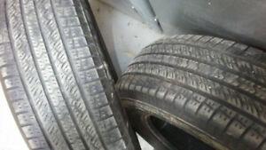 Plusieurs Pneus 17 pouces / Many 17 inch Tires
