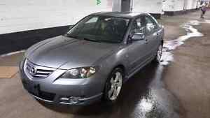 2004 MAZDA 3 GT AUTOMATIC E-TESTED FIRST OWNER ONLY 140K.