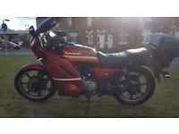 Kawasaki Z750 PX Swap UK Delivery 12 months mot