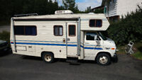 Motorhome for rent, New dates are open in July