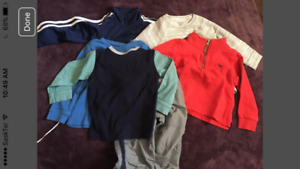 Boy Clothing Lot