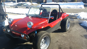 1974 DUNE BUGGY ROADSTER 4 CYL