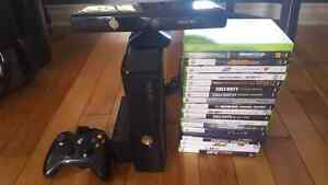 Xbox 360 with 21 games!!! Cornwall Ontario image 1