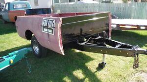 72 Chevrolet trailer
