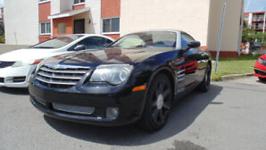 CROSSFIRE 2005 LIMITED AUTOMATIQUE IMPECCABLE!!!