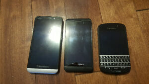 Blackberry Z10 Q10 Z30 Unlocked for Sale 9/10 condition