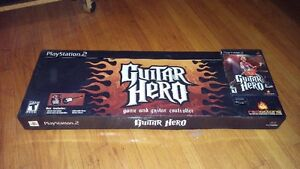 GUITAR HERO FOR PS2