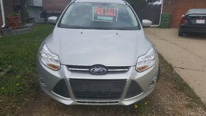2012 Ford Focus low km! $9500