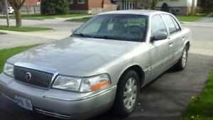 2005 Mercury Grand Marquis LS Ultimate Sedan, Certified