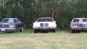 1978 Chrysler New Yorker and more