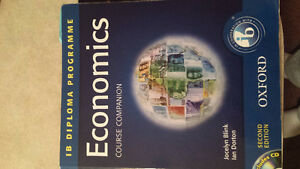 Economics course companion Cambridge Kitchener Area image 1