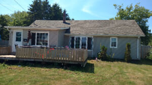 Great House with 20x30 shop/garage in Summerside!