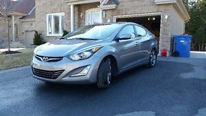 2015 Elantra Limited with Extended Warranty (7yrs/160000Kms)