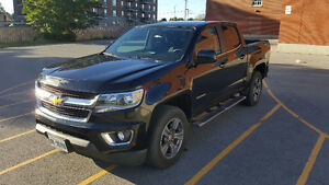 2015 Chevrolet Colorado 4WD LT Pickup Truck