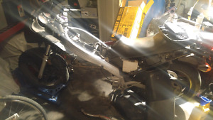 Ninja 250 part out everything must go