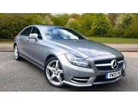 2013 Mercedes-Benz CLS-Class CLS 350 CDI AMG Sport Sat Na Automatic Diesel Sal