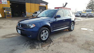 2004 BMW X3 M-Sport package 3.0L