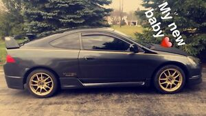 2002 MODIFIED RSX