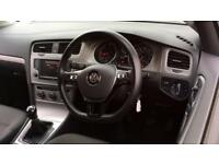 2016 Volkswagen Golf 1.6 TDI 110 Match Edition Manual Diesel Hatchback