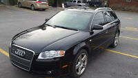 Audi A4 2006 Quattro 2.0 T, NAVIGATOR, STARTER, 17MAGS, LEATHER