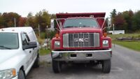 Camion 6 roues 1994 GMC Diesel