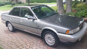 1990 Camry special edition