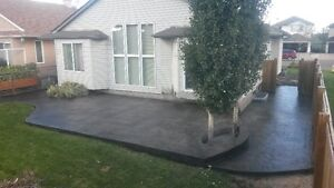 CONCRETE AND LANDSCAPING Edmonton Edmonton Area image 2