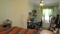 Superbe chambre double près du metro Joliette!