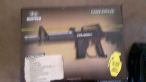 New bt omega paintball gun
