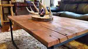 Reclaimed wood Home furniture and decor